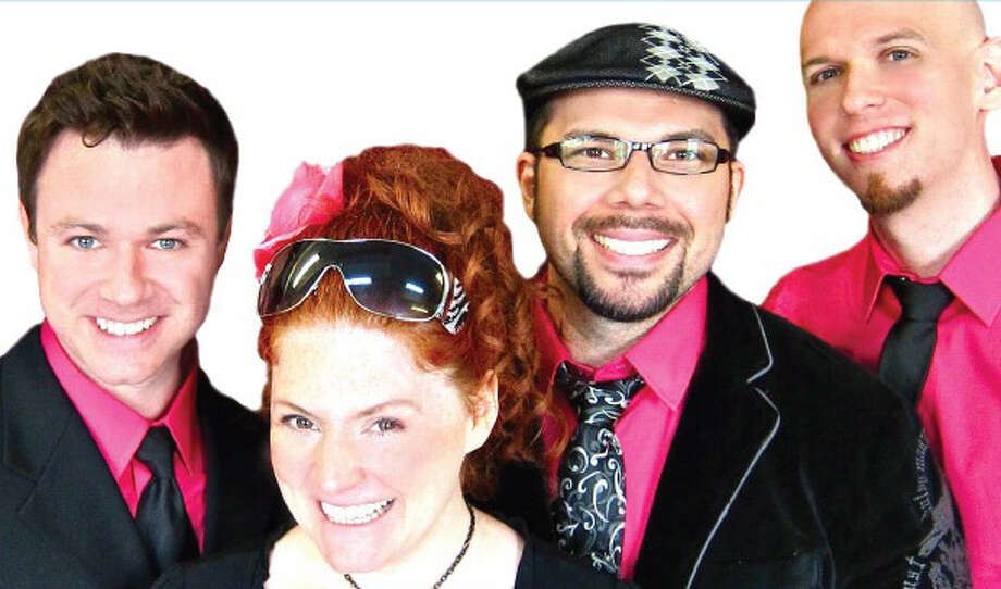 Friday: Blue Jupiter, a four-part a cappella group, performs at the Healing Newtown Arts Space. Visit healingnewtown.org for more. Photo: Contributed Photo