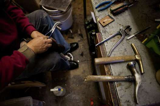 Texas Boot Makers Keep Tradition Alive Houston Chronicle