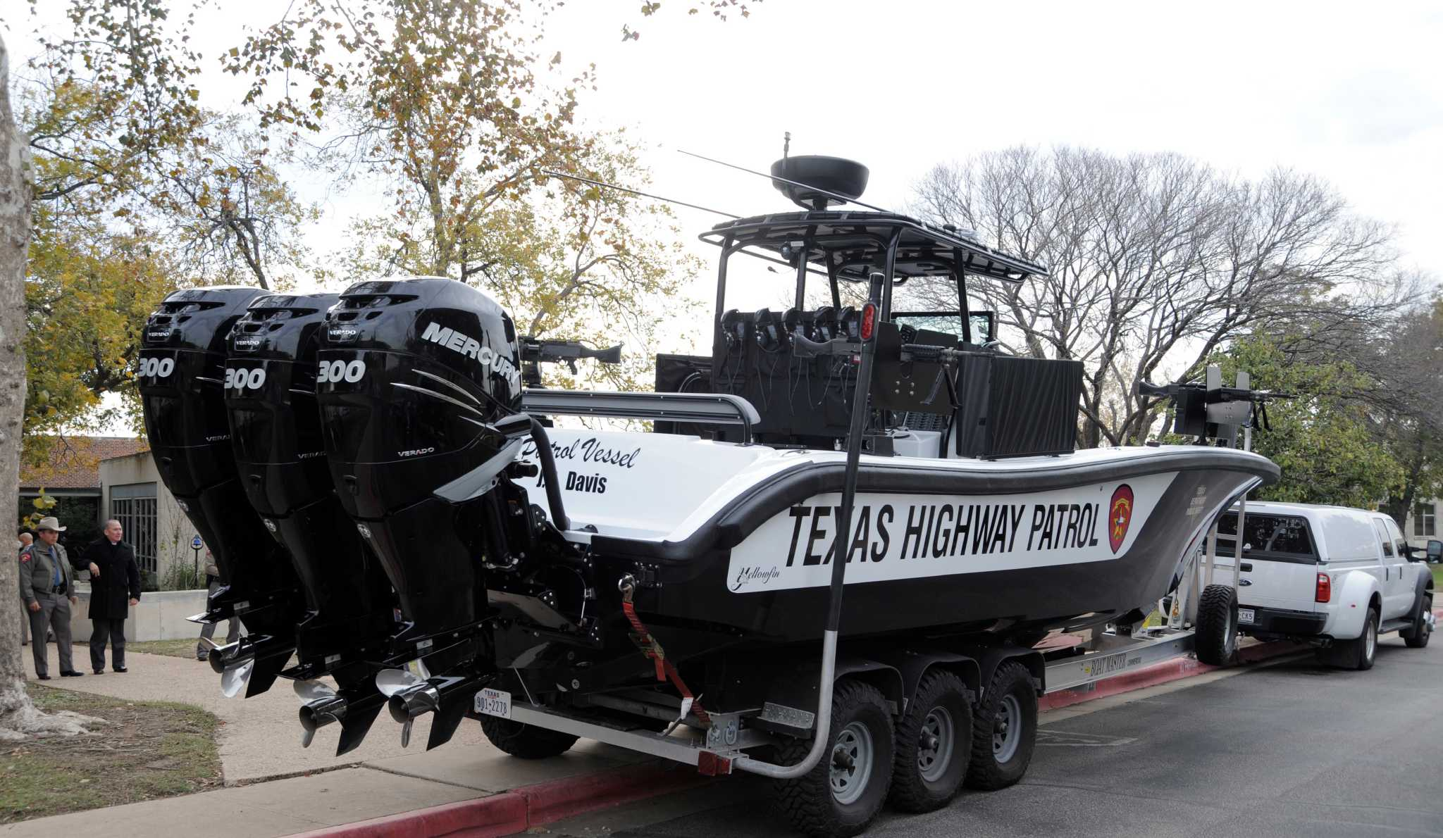 Dps Bringing Big Guns To The Rio Grande San Antonio