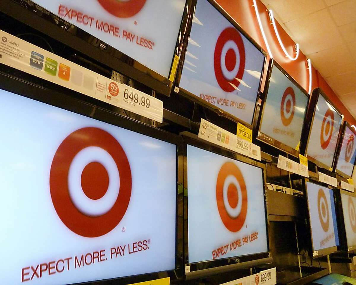 Same-store sales at Target and Gap beat analysts' estimates thanks to unseasonably warm weather.