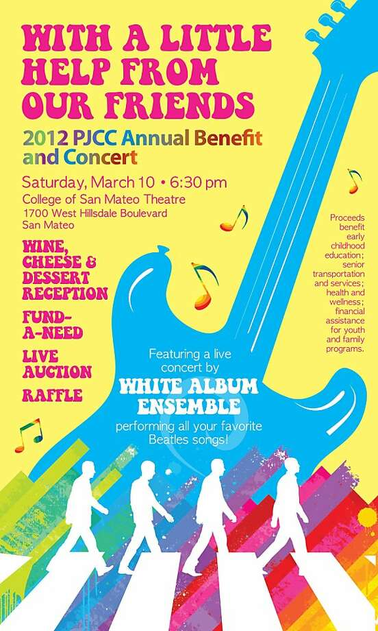 The Peninsula Jewish Community Center (PJCC) in Foster City holds its annual benefit at the College of San Mateo Theatre in San Mateo March 10. Photo: Peninsula Jewish Community Cente