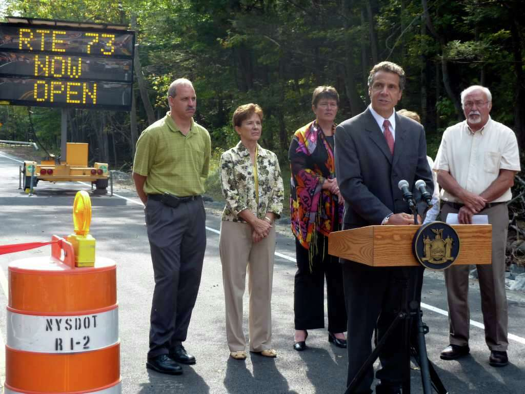 New york essex county keene - New York Gov Andrew Cuomo Speaks In St Hubert S N Y On Sept