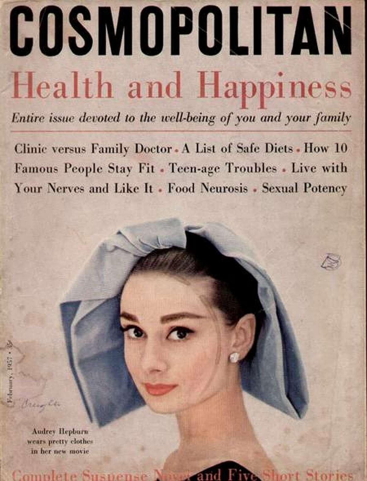 Cosmopolitan, February 1957