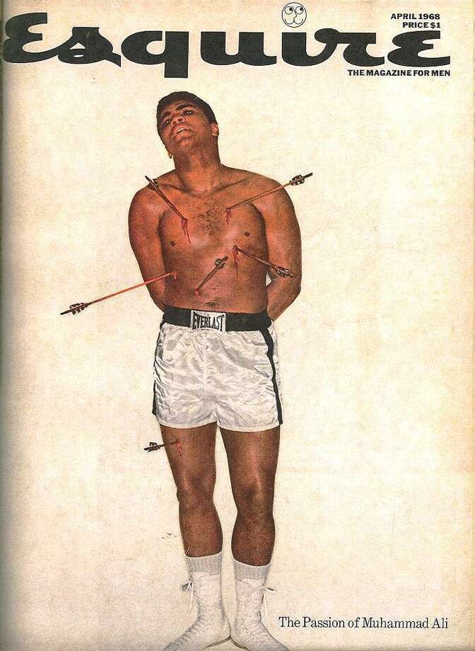Esquire, April 1968 Photo: Courtesy Hearst Corporation / Courtesy Hearst Corporation