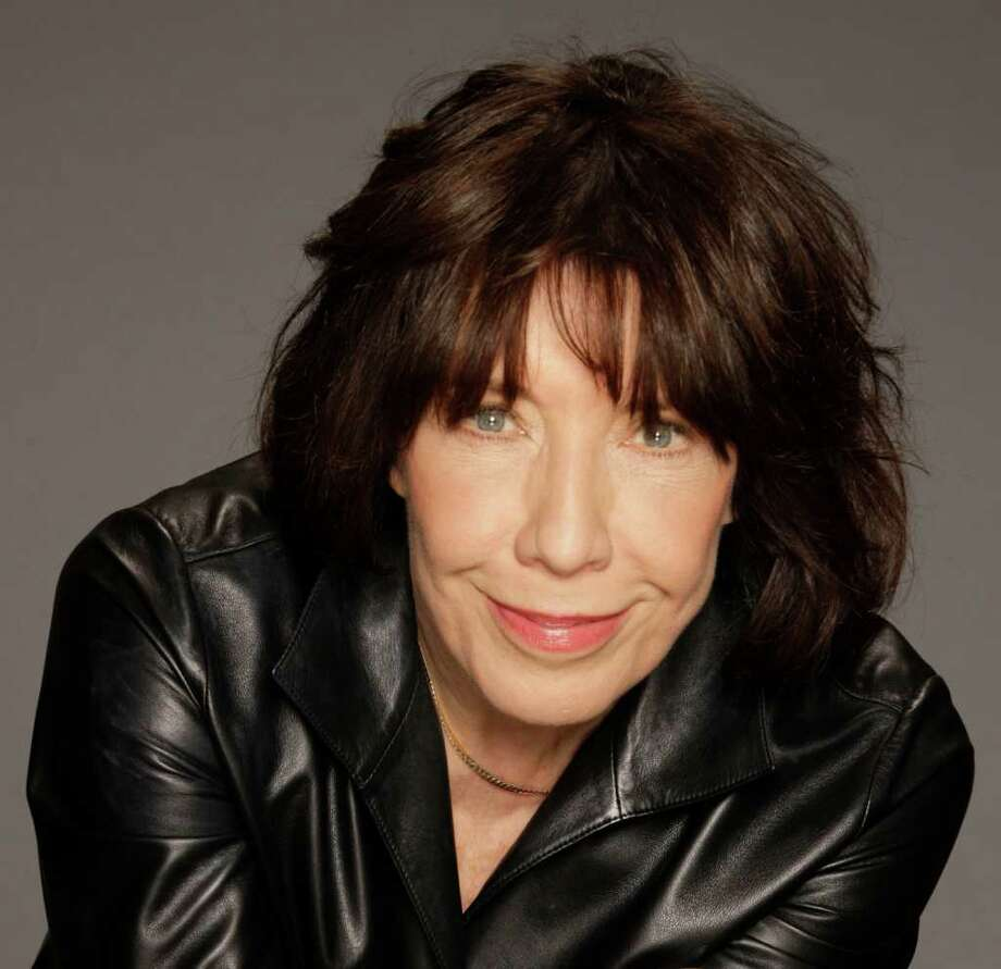 Legendary comedian Lily Tomlin will come to Houston Feb. 9, 2013, as a part of SPA's 2012-13 season. Photo: Greg Gorman