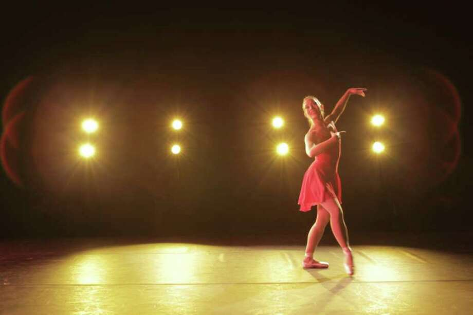 "Dancer Vanessa Bessler is featured in the film ""Art is Luminaria"" by Ya'Ke Smith. Photo: Ya'Ke Smith/courtesy"