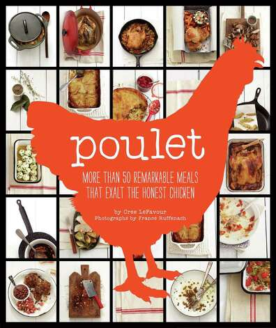 Poulet Cookbook