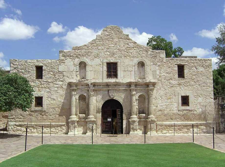 Juan Almonte's journal described the weather during the week before the fall of the Alamo: typical pre-spring Texas conditions.  Photo: Forrest Mims III, For The Express-News