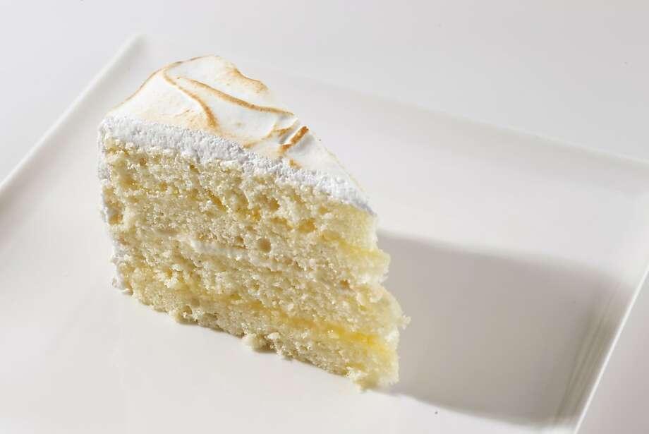 Lemon cake from Presidio Social Club - SFGate