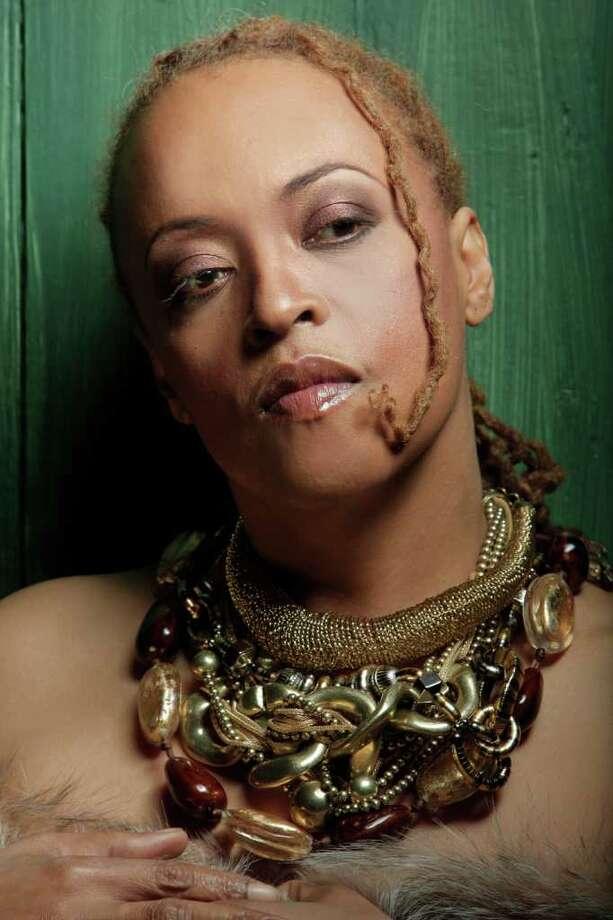 Jazz vocalist Cassandra Wilson will appear Oct. 20. Photo: Ho