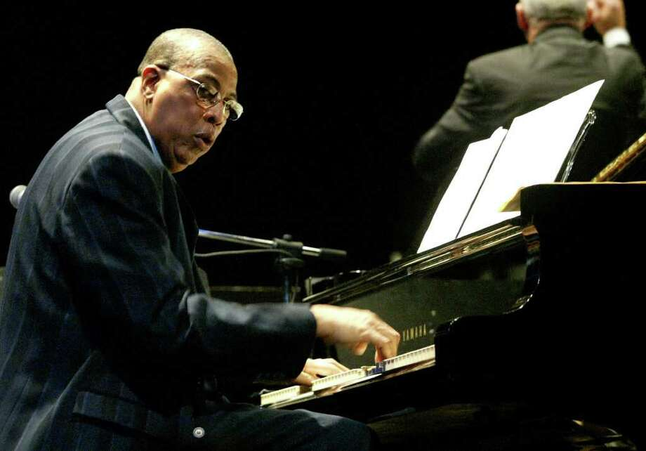 When:8:30 p.m. Aug. 13Where: Miller Outdoor TheatreDetails: Legendary Cuban pianist and composer heats up an already warm month.Why you shouldn't miss it: Valdes has played piano and led ensembles since the 1960s. His music is an instant invite to dance. Photo: JORGE REY / AP