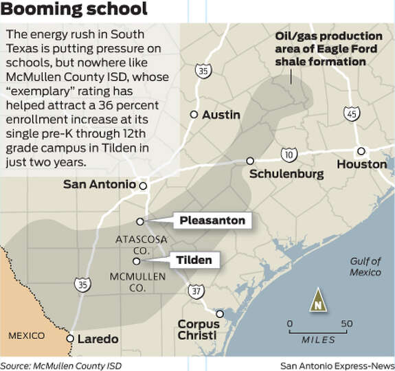 Booming school