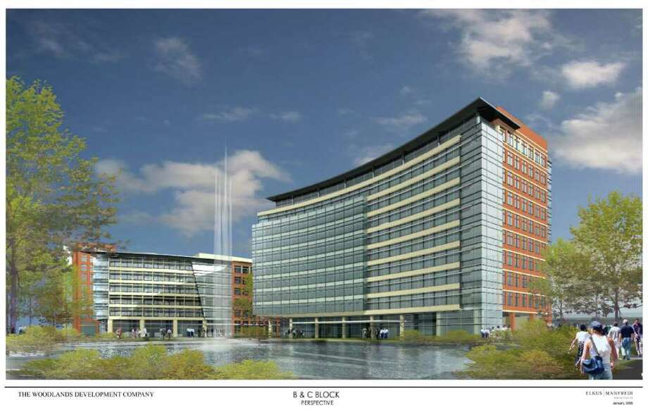 Three buildings with up to 1 million square feet could join The Woodlands Waterway Square District.