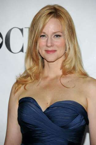 "Actress Laura Linney attends the 64th Annual Tony Awards at Radio City Music Hall June 13, 2010 in New York City. Filming for Showtime's ""The Big C,"" starring Linney, took place in Stamford last week. (Photo by Bryan Bedder/Getty Images) Photo: Bryan Bedder, Getty Images / 2010 Getty Images"