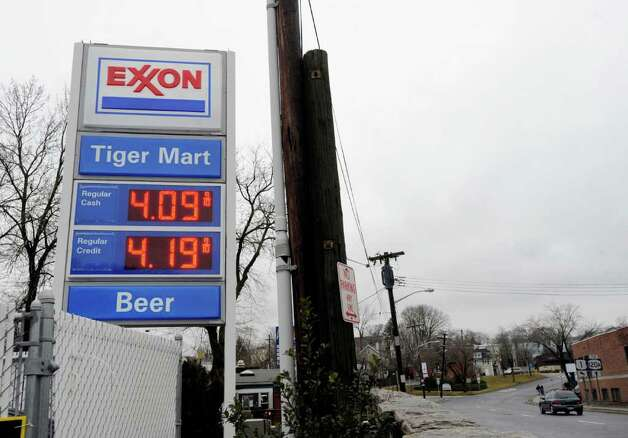 Surging gas prices in Connecticut - GreenwichTime