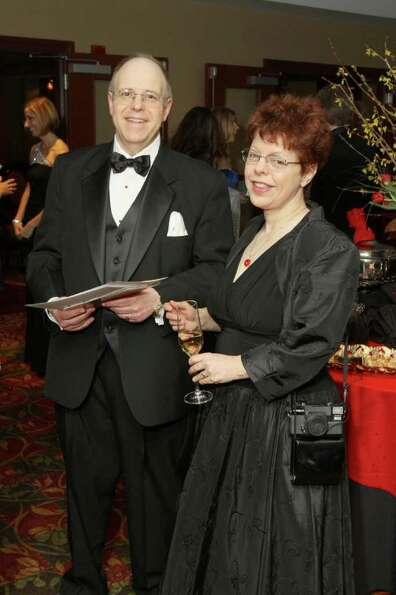 Were you SEEN at the 29th Annual American Heart Association Capital Region Heart Ball honoring BBL's