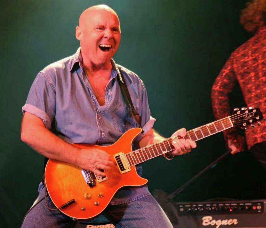 This undated photo provided by Prime Time Entertainment Inc. shows Rock guitarist Ronnie Montrose. Montrose, who formed the band that bore his name and performed with some of rock's heavy hitters, passed away at his home in Millbrae, Calif. on Saturday, March 3, 2012, his booking agent said. He was 64. (AP Photo/Prime Time Entertainment Inc) / Prime Time Entertainment Inc