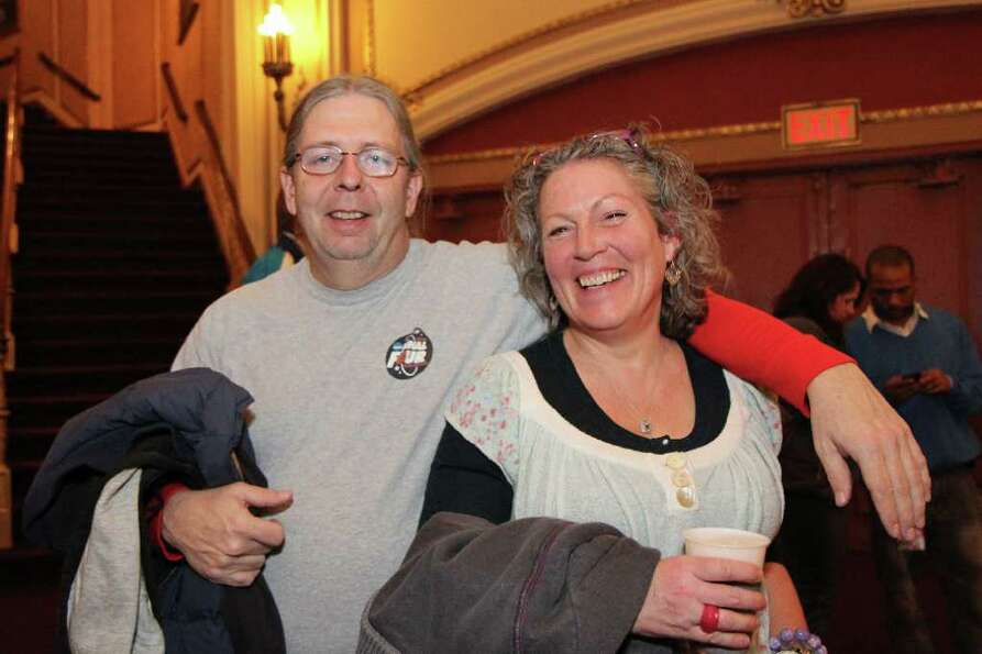 Were you Seen at the sold-out moe. concert at the Palace Theatre in Albany on Saturday, March 3, 201