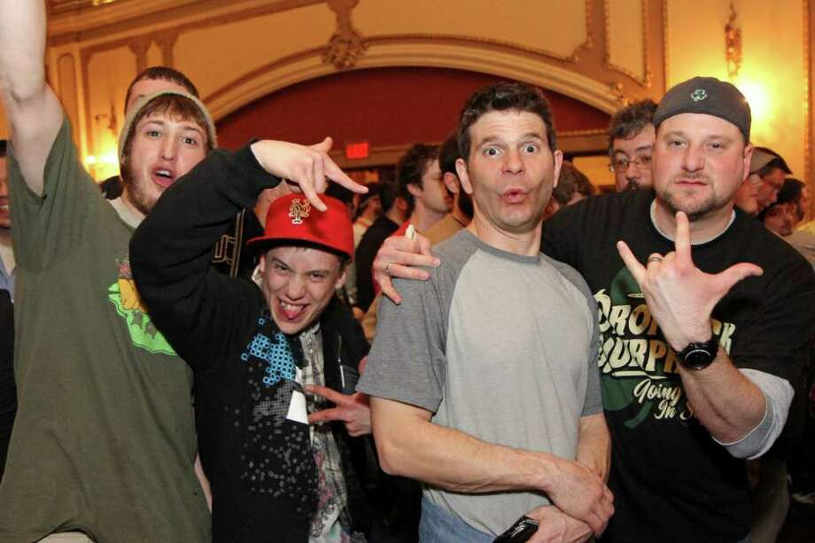 Were you Seen at the sold-out moe. concert at the Palace Theatre in Albany on Saturday, March 3, 2012? Photo: Brian Tromans