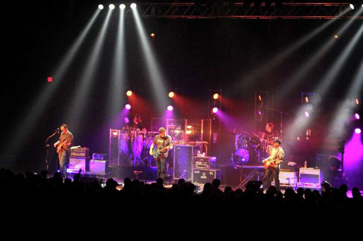 Were you Seen at the sold-out moe. concert at the Palace Theatre in Albany on Saturday, March 3, 2012?