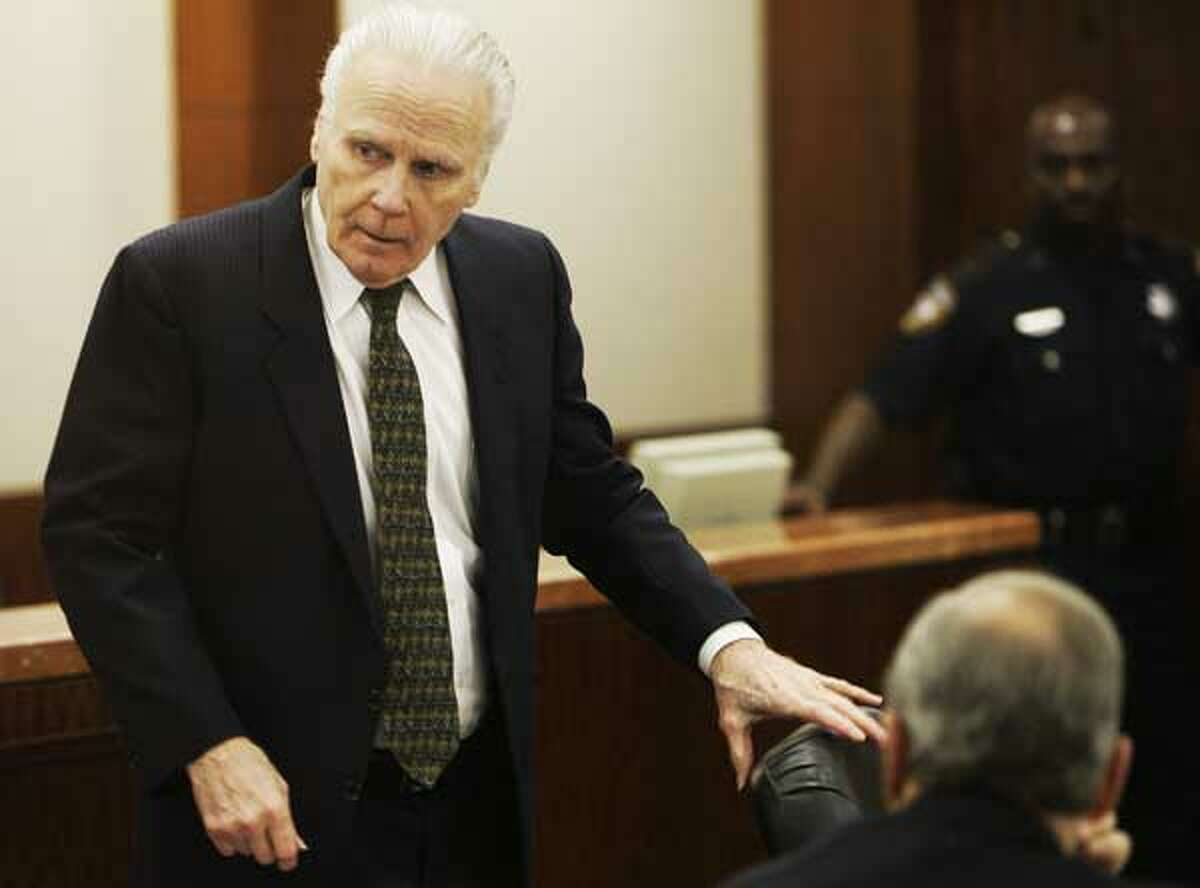 Buntion at his sentencing retrial on March 5.