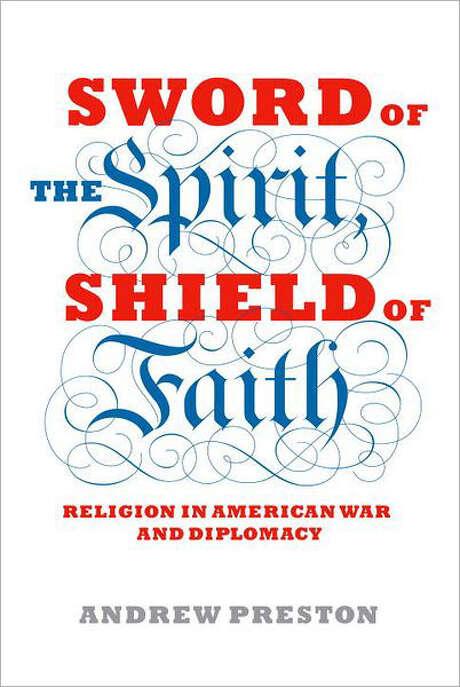 """Sword of the Spirit Shield of Faith"" by Andrew Preston Photo: Andrew Preston"