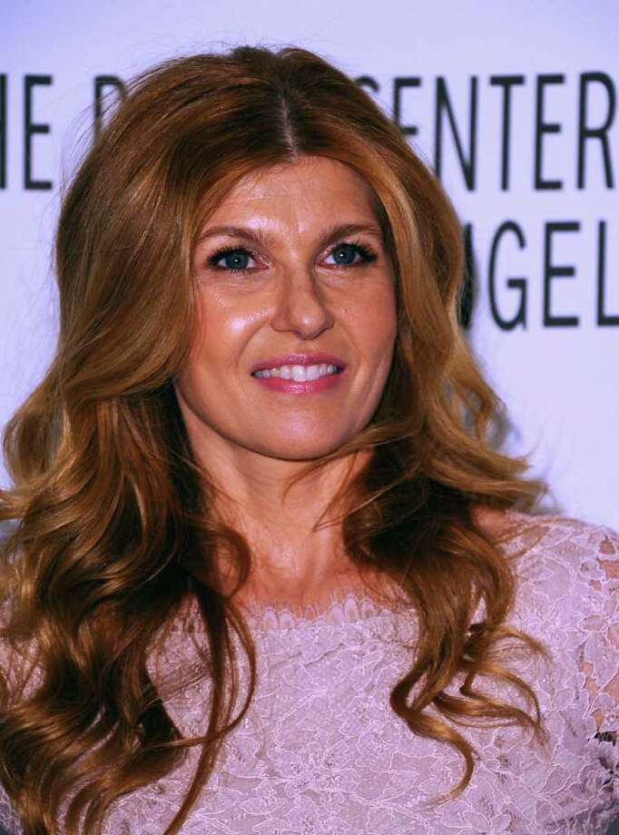 """BEVERLY HILLS, CA - MARCH 02:  Actress Connie Britton arrives to The Paley Center for Media's PaleyFest 2012 honoring """"American Horror Story"""" at Saban Theatre on March 2, 2012 in Beverly Hills, California.  (Photo by Alberto E. Rodriguez/Getty Images) Photo: Alberto E. Rodriguez / 2012 Getty Images"""