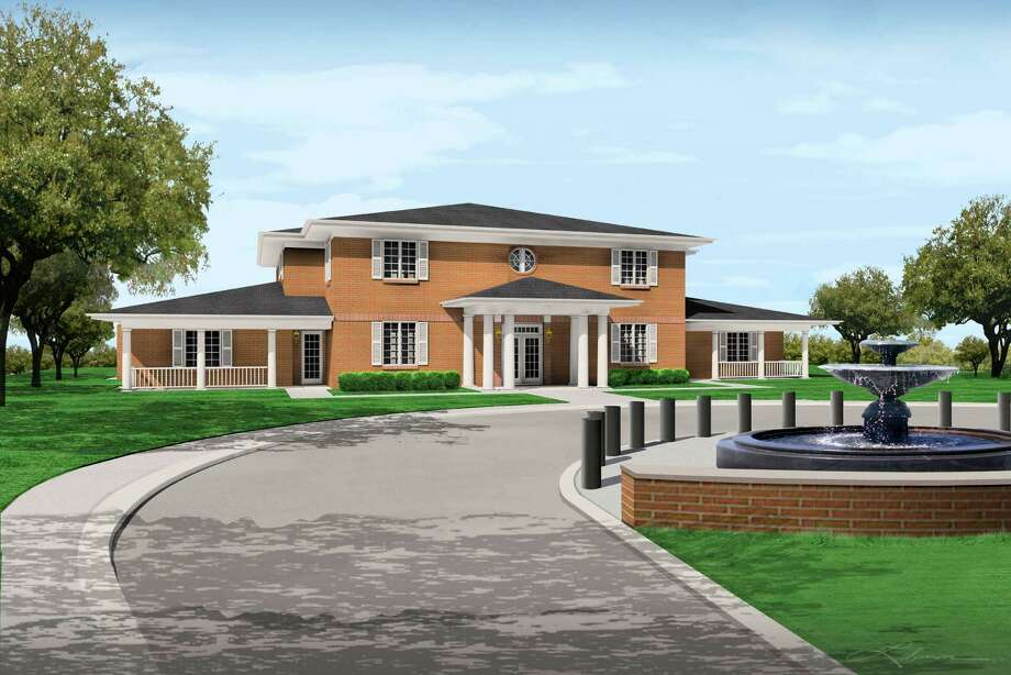 The new Fisher House across the street from Audie Murphy VA Hospital will have 16 guest rooms and is scheduled for completion by the end of 2012. Photo: COURTESY ILLUSTRATION