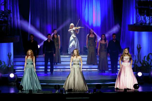 Celtic Woman brings its Believe tour to the Oakdale in Wallingford on Saturday, March 17, and the Mohegan Sun Arena on Sunday, March 18. Photo: Contributed Photo