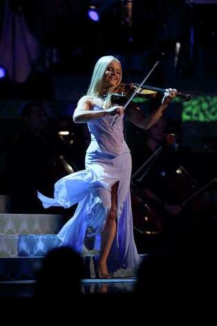 Fiddler Mairead Nesbitt and Celtic Woman bring their Believe tour to the Oakdale in Wallingford on Saturday, March 17, and the Mohegan Sun Arena on Sunday, March 18. Photo: Contributed Photo