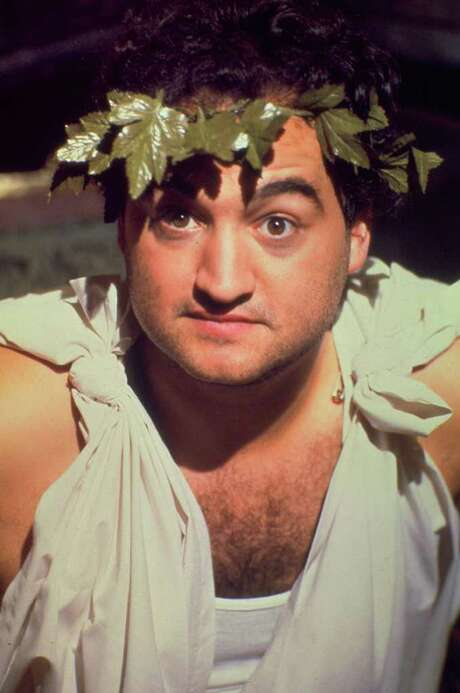 John Belushi's classic character Bluto will be acting out on Broadway. Photo: Anonymous / AP2007