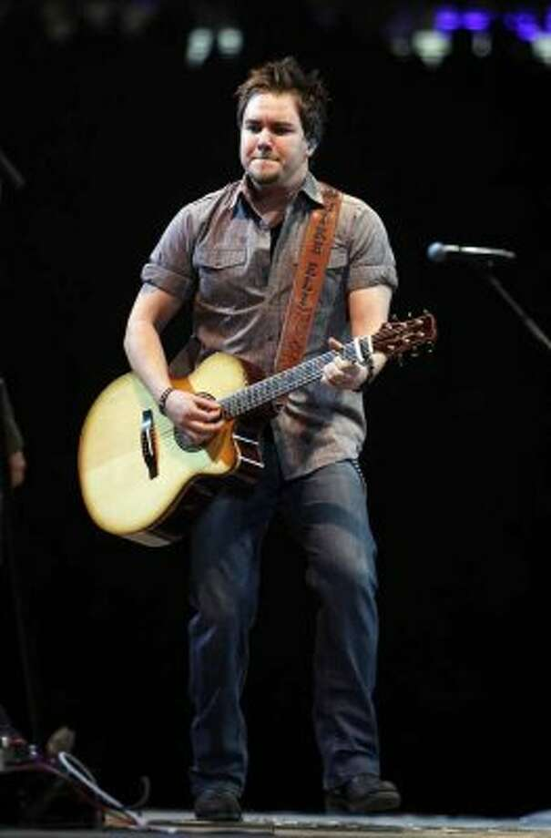 KLINE OLIVIAGet that kid some cowboy boots, because rodeo favorite Mike Eli of the Eli Young Band and  his wife, Kacey, became parents for the first time on July 30.