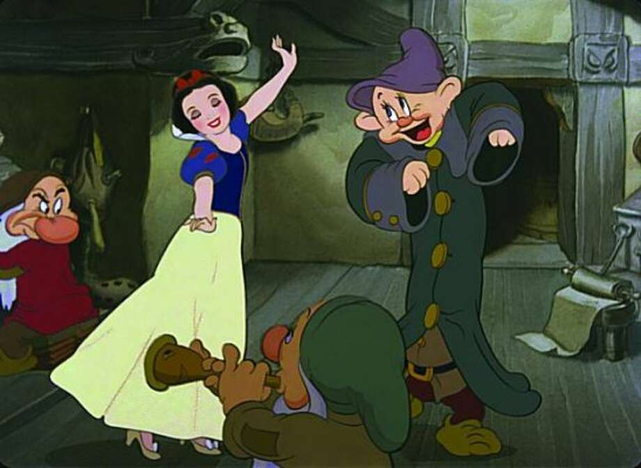 Snow White and the Seven Dwarfs, 1937 (Disney)