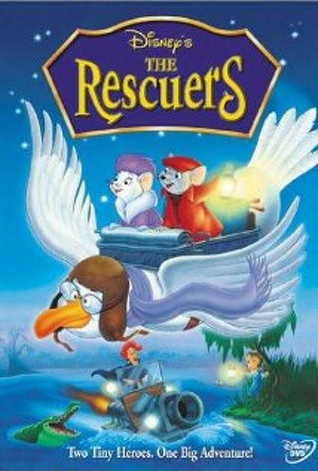 The Rescuers, 1977
