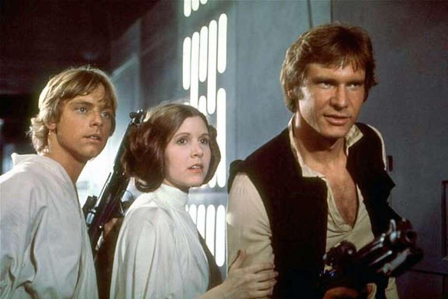 Star Wars, 1977-2005