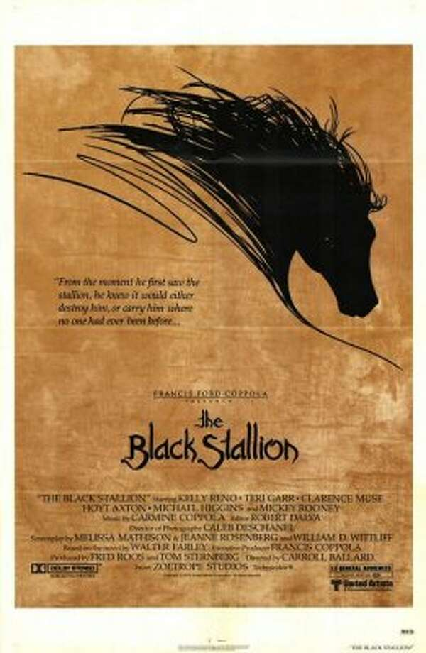 The Black Stallion, 1979