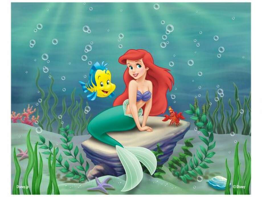 The Little Mermaid, 1989 (Disney)