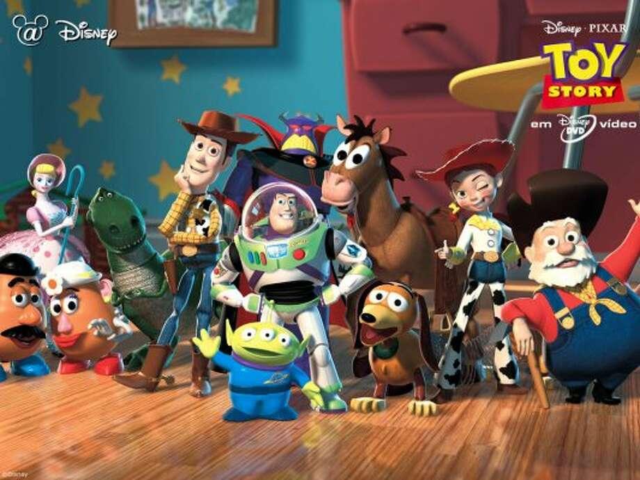 Toy Story, 2005-2010 (Disney/Pixar)