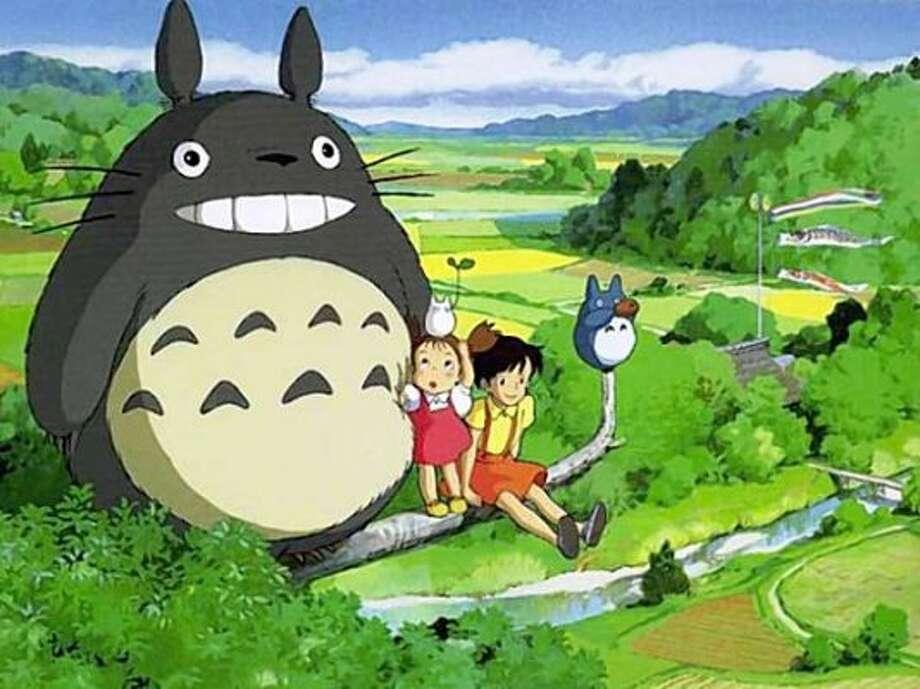 My Friend Totoro, 1988 (Nibariki-g)