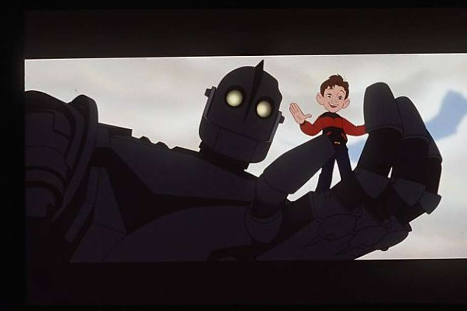 The Iron Giant, 1999 (Handout)