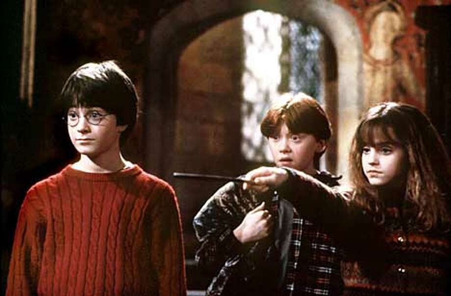 Harry Potter, 2001-2011