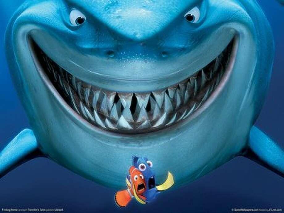 Finding Nemo, 2003 (Pixar)
