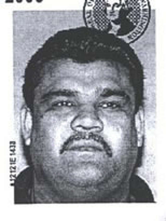Braulio Garcia-Villalba, 38, is suspected of distributing methamphetamine. His last known address is in Sinaloa, Mexico. Tips may be made to the U.S. Marshals Service at 877-926-8332 (877-WANTED2). Photo: Courtesy Of Federal Law Enforcement