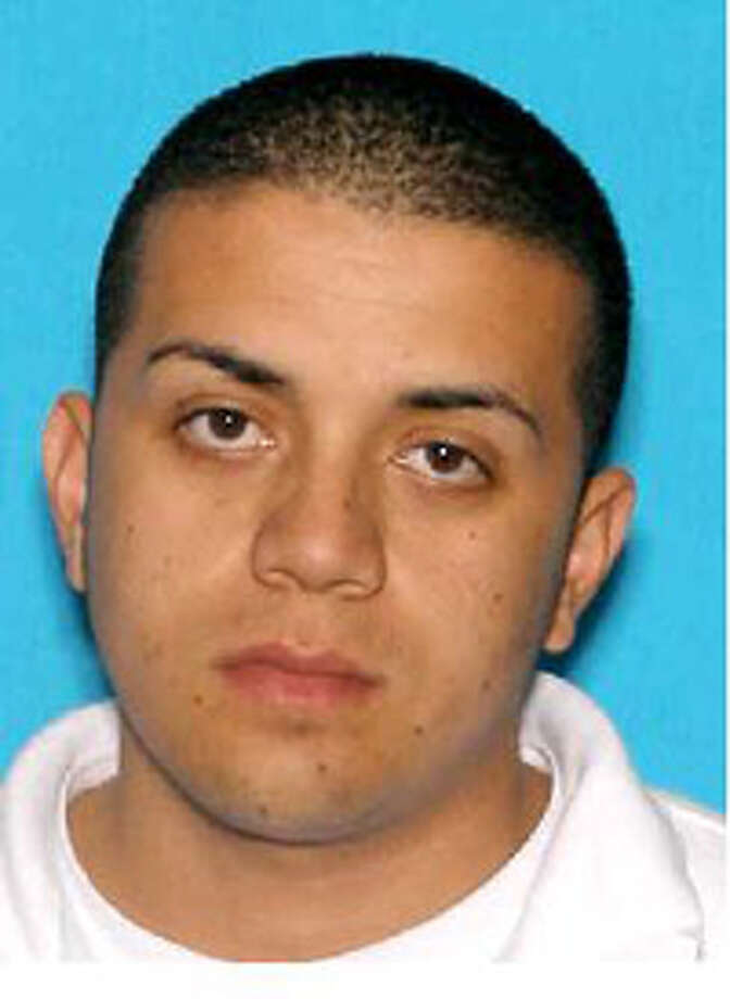 Rigoberto Garcia, Jr., 25, is suspected of distributing methamphetamine. He has been indicted in Western Washington. Tips may be made to the U.S. Marshals Service at 877-926-8332 (877-WANTED2). Photo: Courtesy Of Federal Law Enforcement
