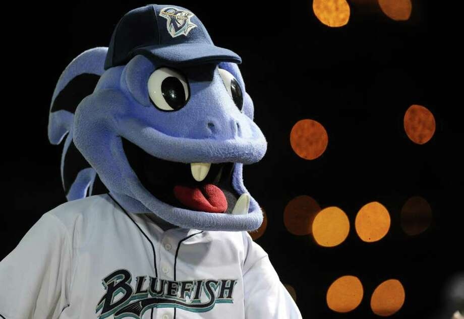 Monday and Tuesday: The Bridgeport Bluefish play a pair of spring training games at the Ballpark at Harbor Yard. Monday's game against the Long Island Ducks is at 1:05 p.m. Tuesday's game is against the Milford Hunters is at 7:05 p.m. Visit www.bridgeportbluefish.com for more info. Photo: Christian Abraham, ST / Connecticut Post