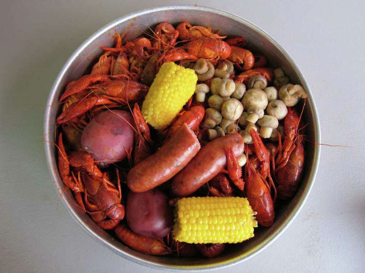 Crawfish Shack 5822 FM 2100 Road,Crosby281-462-2121Kirby D's review:This is the best crawfish you'll be able to find. Great atmosphere and great people. BYOB. Additionally, Sheldon is the best waitress!