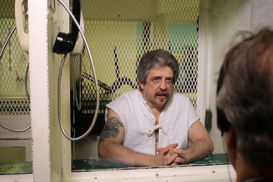 "An unidentified death row inmate is seen on Investigation Discovery's, ""On Death Row."" Photo:  Investigation Discovery"