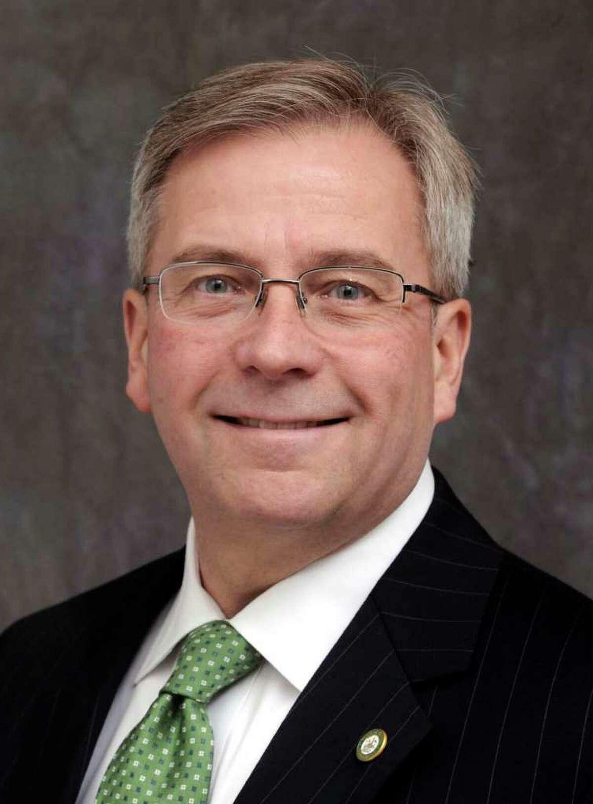 Bethel First Selectman, Matthew Knickerbocker