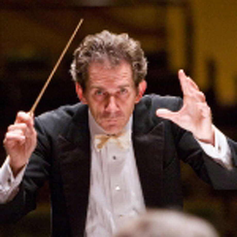 Edward Cumming, of Hartford, will step in for recuperating Maestro Gustav Meier at the Greater Bridgeport Symphony's March 17 concert. Photo: Contributed Photo