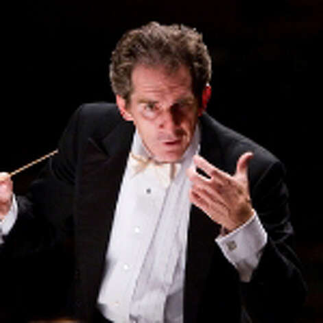 Edward Cumming will step in for recuperating Maestro Gustav Meier at the Greater Bridgeport Symphony's March 17 concert. Photo: Contributed Photo